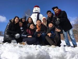 YSEALI Spring 2016 Snowman